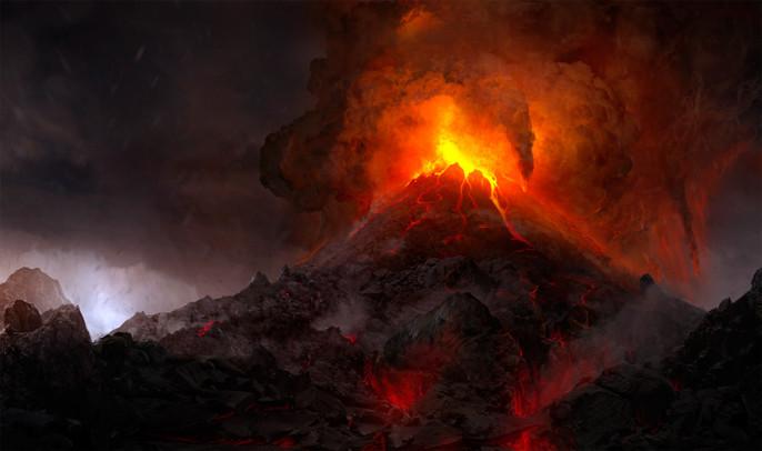 Два крупнейших вулкана Америки готовятся к извержению