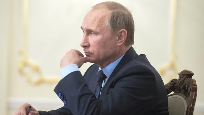РФ невмешивается вовнутреннюю политику иностранных государств — Путин