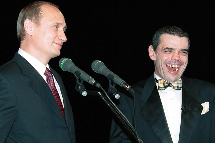 Путин внес театр «Сатирикон» вчисло получателей грантов руководителя государства