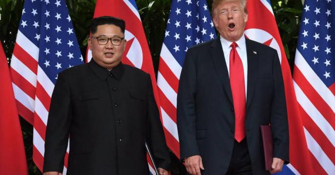 Как Ким Чен Ын победил Трампа в Сингапуре