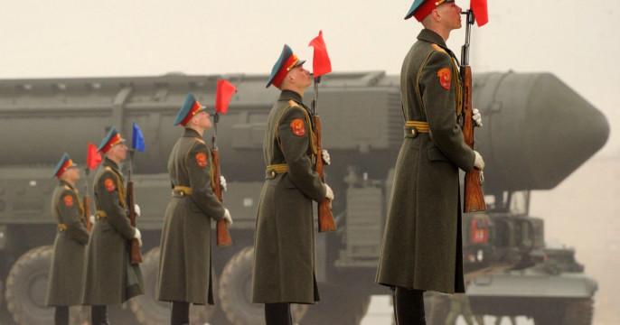 Константин Душенов: Третий Рим Путина показал когти