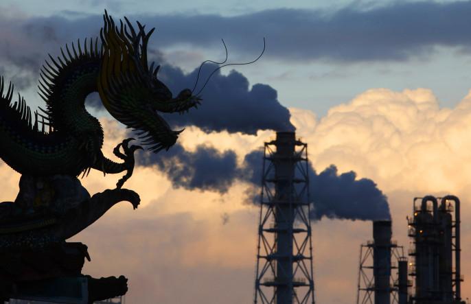 КНР кконцу зимы 2017-ого года стал крупнейшим покупателем нефти вСША