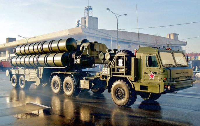 Для Китая начали производить русские зенитные системы С-400— Кладов