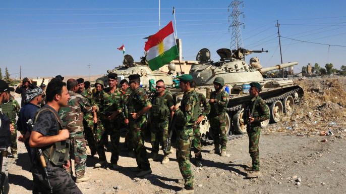 Курды вСирии начали получать оружие отСША, невзирая напротесты Турции