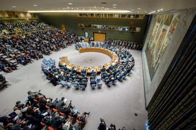 Секретариат ООН отказался подвергать анализу правомочность удара США поСирии