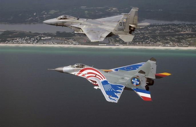 ВСША компания открыла торговлю советскими МиГ-29
