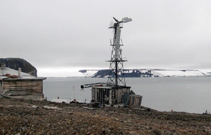 ВАрктике найдена секретная база нацистов времен 2-ой мировой войны