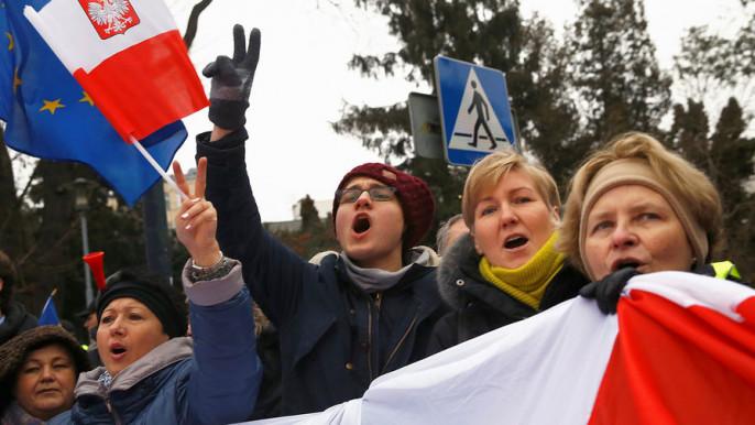 Европарламент может отнять  Польшу голоса всоветеЕС