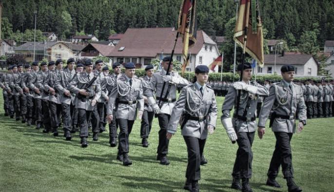 ВЛитву прибыли первые военные НАТО изБельгии иФРГ