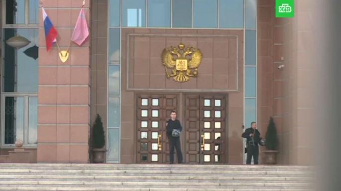 МВД сообщило опохищенных ключах отнаручников членами «банды ГТА»