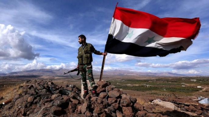 Генштаб: ИГконтролирует наименее 8% территории Сирии