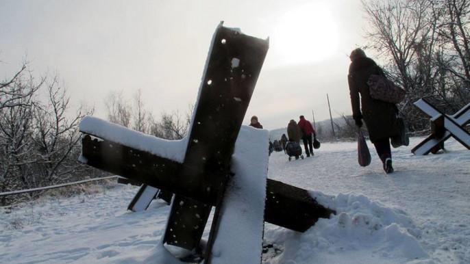 Украинские силовики обстреляли Донецк из«Градов»