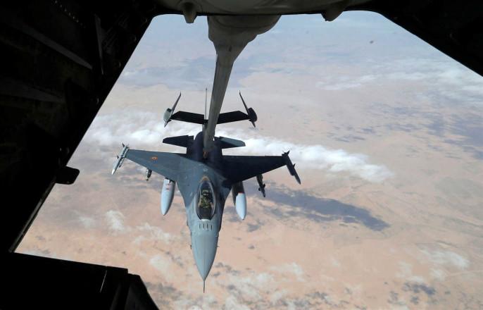ВМинобороны назвали агрессией разрушение  США сирийского Су-22
