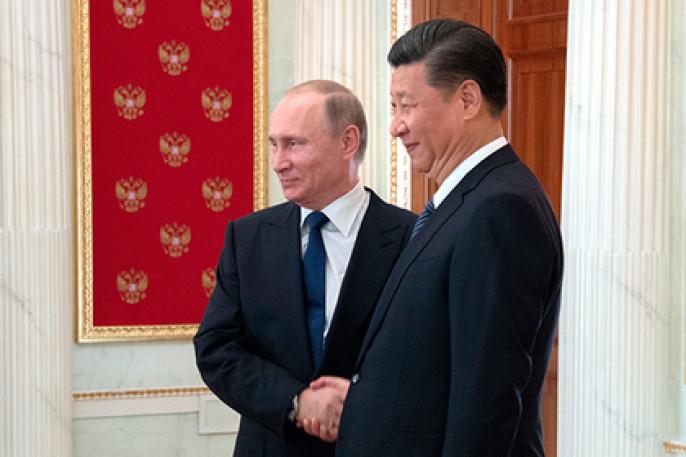ПРО США наносит вред  безопасности Китайская республика  и Российской Федерации  — Китай