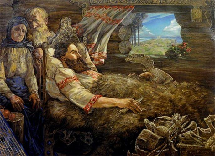 Власти Украины поменяли место рождения Ильи Муромца, указанное вВикипедии
