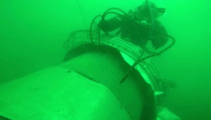 Соколов: Ту-154 фактически на100% разрушился отудара