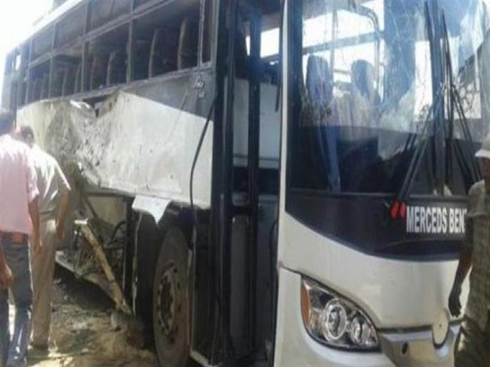 Боевики атаковали автобус схристианами вЕгипте, 24 человека погибли