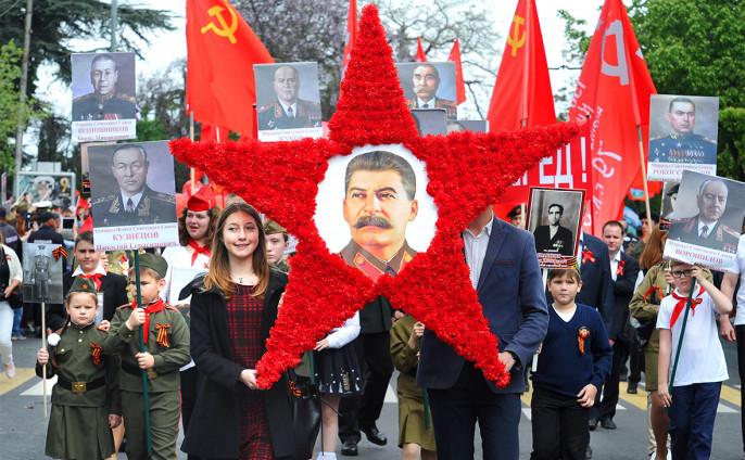 Жители России считают Сталина самой выдающейся личностью вистории— Опрос