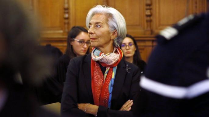 Лагард продолжит возглавлять МВФ— совет начальников фонда