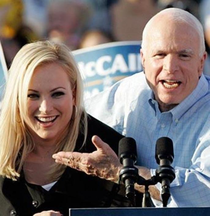 Дочь Маккейна оскорбила Обаму, назвав его «грязным капиталистом»
