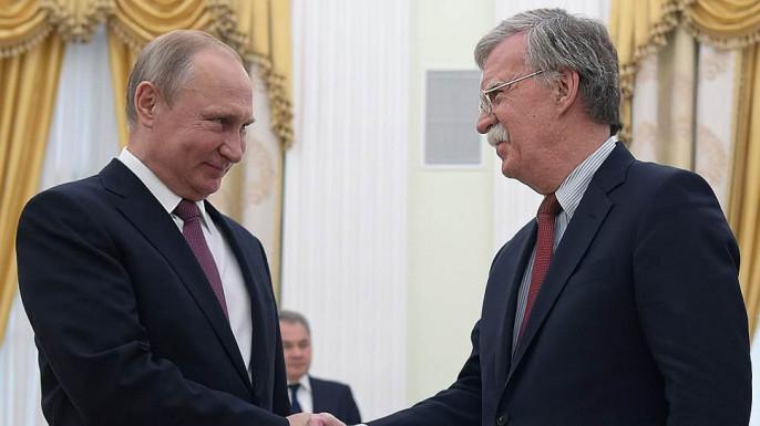 Как Путин, подкрадываясь к Трампу, проглотил Болтона