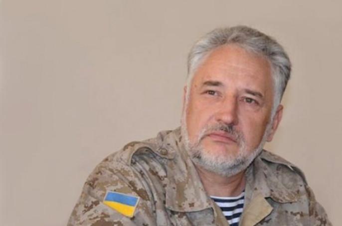 Жебривский обязал служащих говорить только поукраински