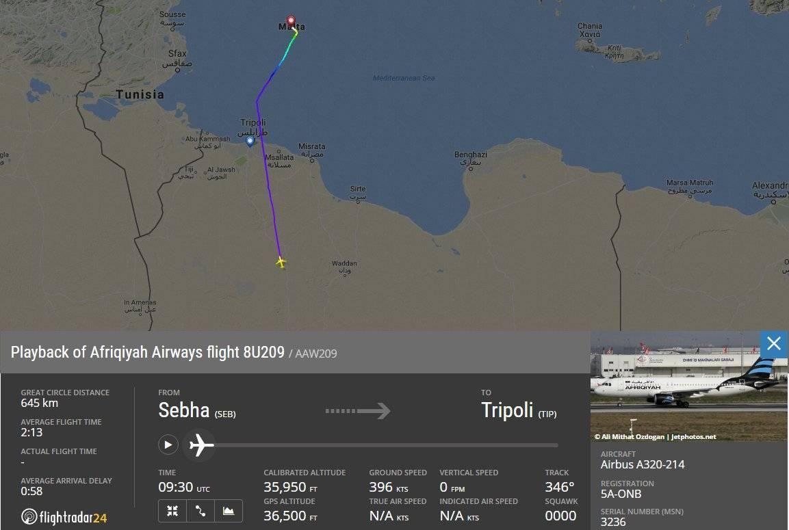 Премьер Мальты проинформировал обосвобождении всех людей с схваченного самолета