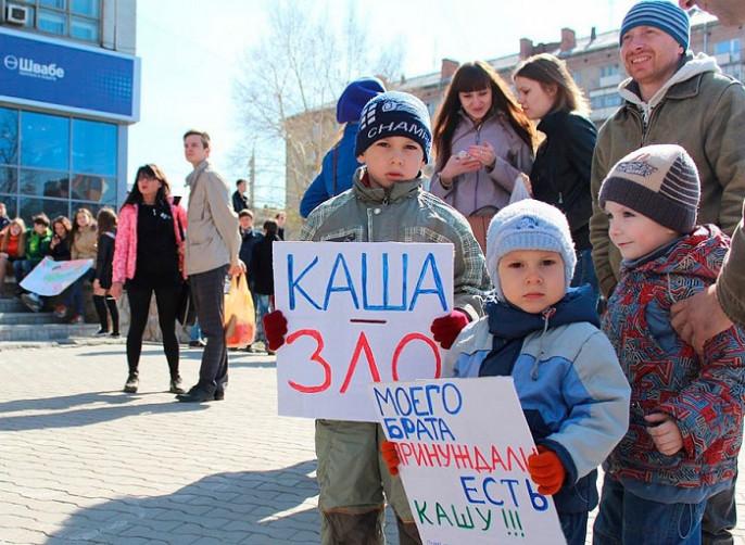 Электорат Порошенко и Навального