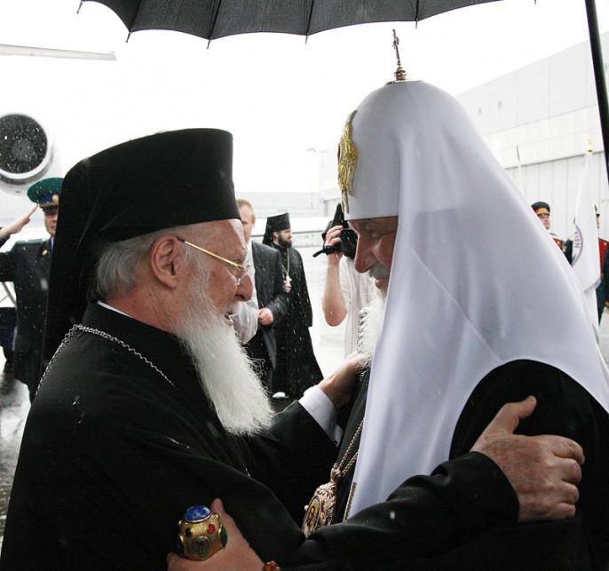 Пат для Патриарха
