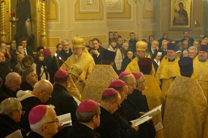 Патриарх Кирилл: Некоторые священники хотят расколоть Церковь